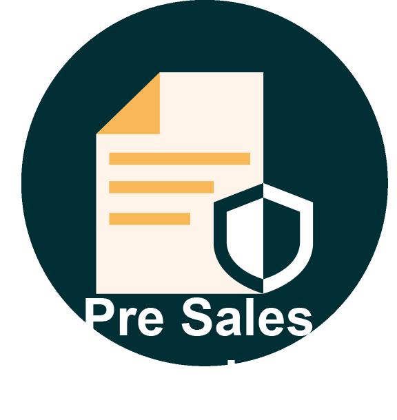 Icon Pre Sales Consultant
